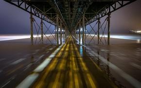 Картинка England, United Kingdom, Weston's Grand Pier, North Somerset
