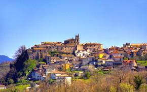 Картинка Италия, Кампания, Кастельветере-суль-Калоре