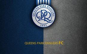 Картинка wallpaper, sport, logo, football, English Premier League, Queens Park Rangers