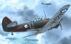 Картинка самолёт общего назначения, CAC, Wirraway, Commonwealth Aircraft Corporation
