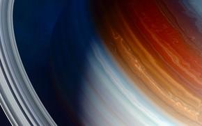 Картинка Планета, Космос, Юпитер, Кольцо, Space, Planet, GrahamTG, Газовый гигант, Jupiter, Солнечная Система, Gas Giant, by …