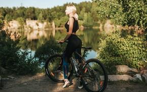 Картинка попа, велосипед, Девушка, Антон Харисов