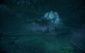 Картинка Пещера, A Plague Tale Innocence, Подземная пещера