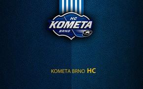 Картинка wallpaper, sport, logo, hockey, Kometa Brno