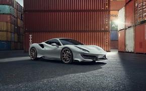 Картинка Ferrari, Novitec, 488, Pista