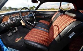 Картинка Dodge, Interior, Vehicle, Dodge Demon, GSS