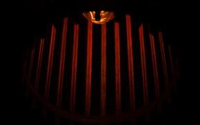 Картинка лампочка, уют, дом, одиночество, тепло, дерево, лампа, спираль, освещение, светильник, деревянный, очаг, ночник, бра, лофт, …