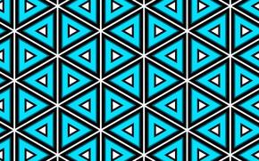Картинка линии, дизайн, абстракция, треугольники, геометрия