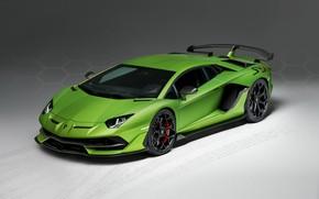 Картинка Lamborghini, суперкар, 2018, Aventador, SVJ, Aventador SVJ