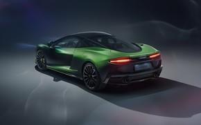 Картинка McLaren, суперкар, MSO, 2020, McLaren GT, Verdant Theme