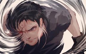 Картинка Naruto, NARUTO, Fanart, Obito Uchiha, Uchiha Obito, Pixiv, Fanart From Pixiv