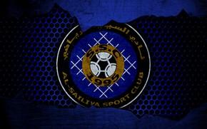 Картинка wallpaper, sport, logo, football, Al-Sailiya