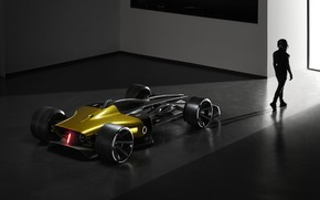 Картинка Renault, 2017, Renault RS 2027 Vision
