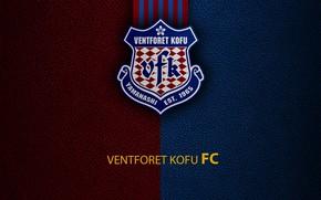 Картинка wallpaper, sport, logo, football, Ventforet Kofu