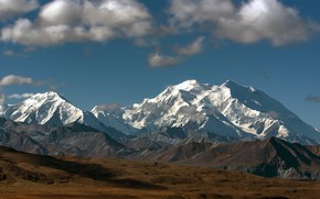 Обои гора, Аляска, Денали