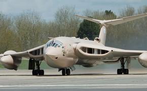Картинка Самолет, Бомбардировщик, RAF, Королевские ВВС, Handley Page Victor K.Mk.2, Victor K, V-бомбардировщик