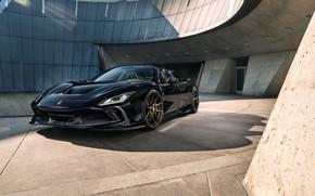 Картинка дизайн, Ferrari, спорт кар, экстерьер, Spider, тюниг, Novitec, Ferrari F8 Spider Novitec