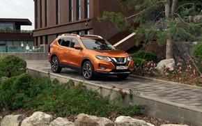 Картинка Nissan, кроссовер, X-Trail