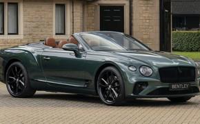 Картинка Bentley, Bentley Continental GT, 2020