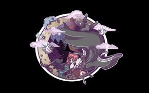 Картинка фон, круг, Mahou Tsukai no Yome, Невеста чародея, Чисе, Элиас