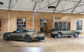 Картинка Aston Martin, DBS, Superleggera, 2019, OHMSS, OHMSS Edition