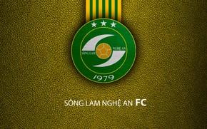 Картинка wallpaper, sport, logo, football, Song Lam Nghe AN
