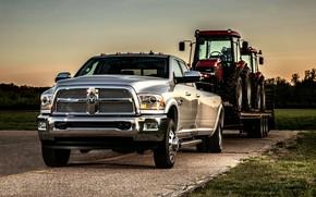 Картинка Dodge, Car, Truck, Ram 3500