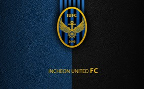 Картинка wallpaper, sport, logo, football, Incheon United