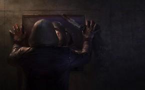 Картинка reflection, dead by daylight, The Legion, dbd