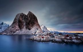 Картинка остров, Норвегия, Lofoten