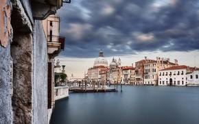 Обои город, Италия, Венеция