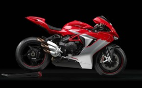 Картинка мотоцикл, байк, MV Agusta, 2019, F3 800, MV Agusta F3 800