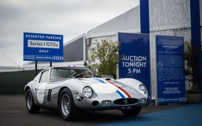 Картинка GTO, 250, $70.000.000 Ferrari