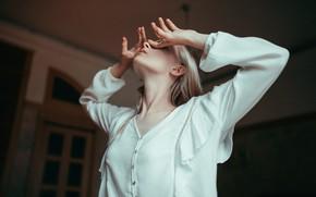 Картинка девушка, поза, Ульяна Найденкова