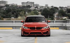 Картинка BMW, Light, Predator, RED, Face, F80, Sight, Fronte