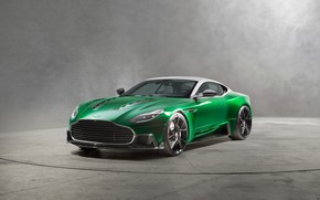 Картинка Aston Martin, 2018, Mansory, Cyrus, DB11