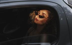Картинка модель, автомобиль, Диана, Diana