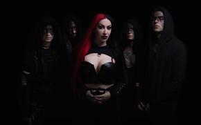 Картинка Post-hardcore, Alternative metal, Ash Costello, New Years Day