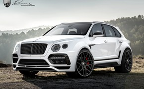 Картинка Bentley, Тюнинг, Lumma Design, Bentayga