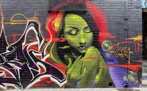 Картинка Graffiti, Melbourne, Australia, Windsor, Street Art, Steve Cross