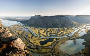 Картинка горы, высота, панорама