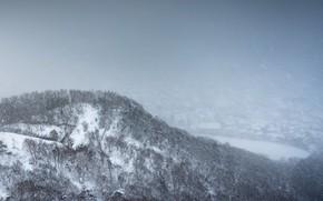 Картинка Japan, Hokkaido, Sapporo, Mount Moiwa