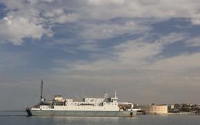 Картинка судно, автор Novice1975, кабельное, Сетунь