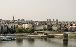 Картинка Дома, Сербия, Мосты, Novi Sad