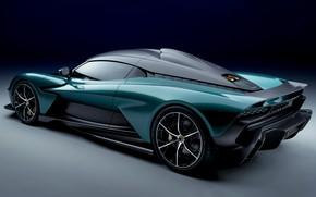 Картинка Aston Martin, Астон Мартин, экстерьер, Valhalla, 2022, Aston Martin Valhalla