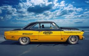 Картинка Классический автомобиль, Nova SS, Chevy Nova SS, Chevy Nova SuperSport, Chevrolet.