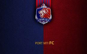 Картинка wallpaper, sport, logo, football, Port Mti