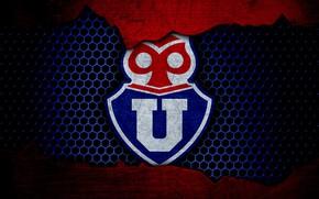Картинка wallpaper, sport, logo, football, Universidad de Chile