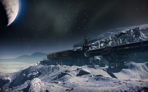 Картинка Space, Wallpaper, Game, Destiny, Sci-fi