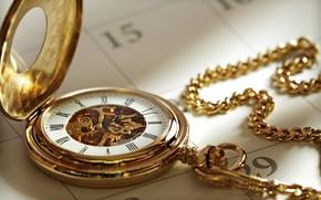 Картинка время, часы, механизм